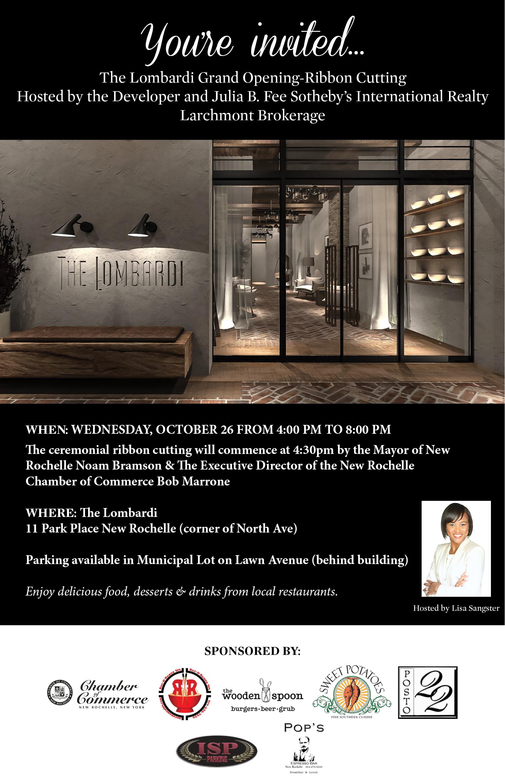 New Rochelle Building Info